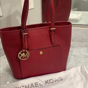 Michael Kors Red bag purse